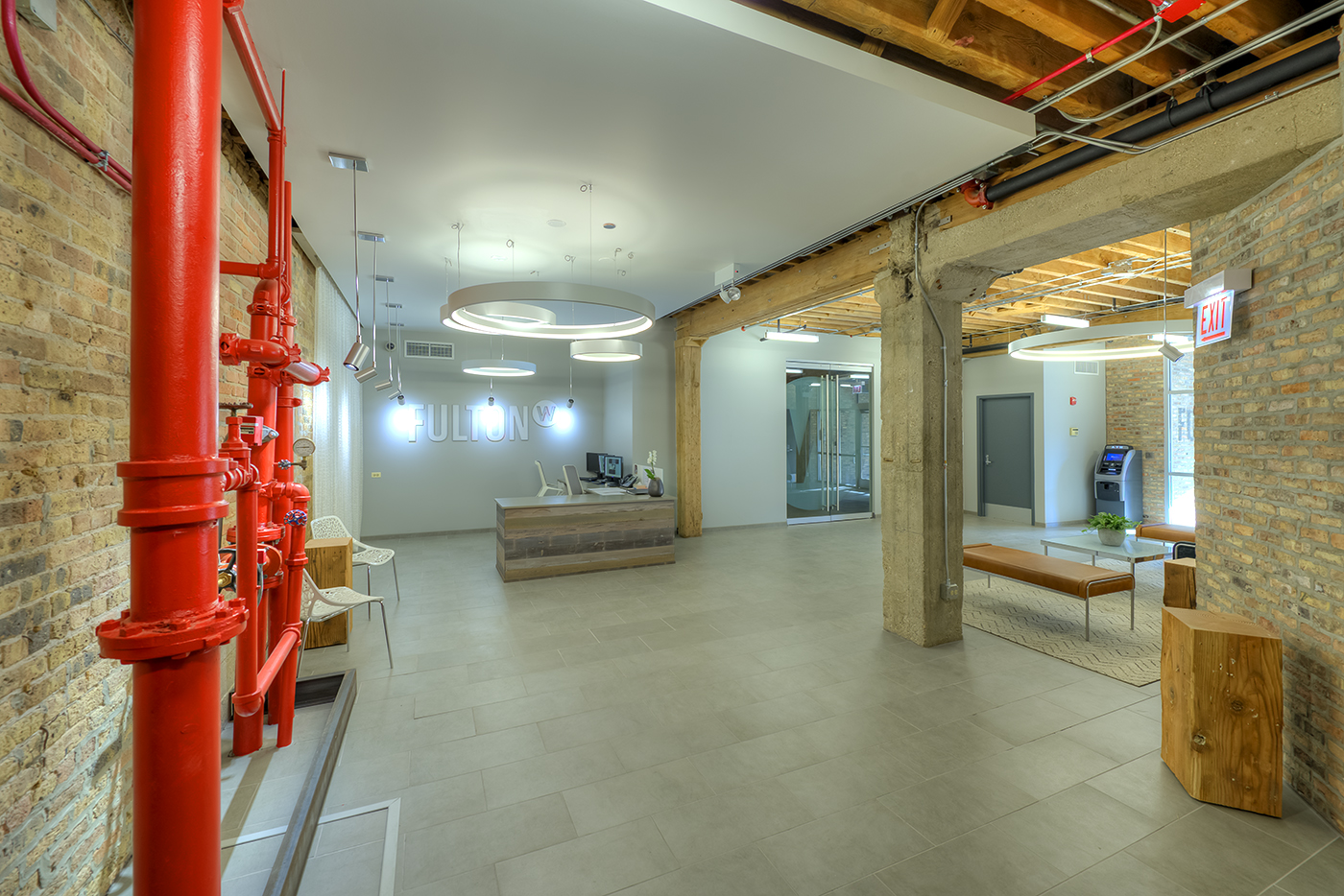 300 N. Elizabeth-Lobby Renovation