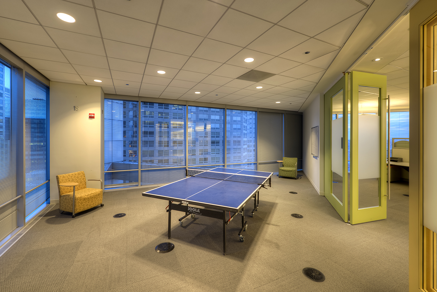 Interior Build-Out-540 W Madison, 14th Floor, Chicago